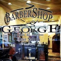 ΚΟΜΜΩΤΗΡΙΟ BARBER SHOP GEORGE